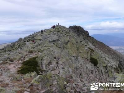 Lagunas de Peñalara - Parque Natural de Peñalara;rutas de montaña;nieve en la sierra de madrid